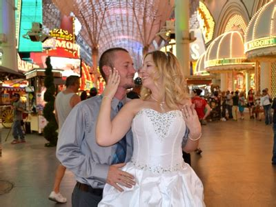 fremont street experience wedding shalimar wedding chapel