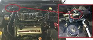 2001 Nissan Maxima Oil Leak Problem