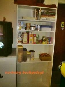 Schrank Mit Vorhang : keine speisekammer wenig platz in der k che ~ Michelbontemps.com Haus und Dekorationen
