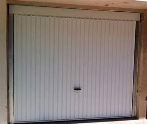 portes de garage fermelec With porte de garage coulissante avec porte de garage 3 vantaux pvc