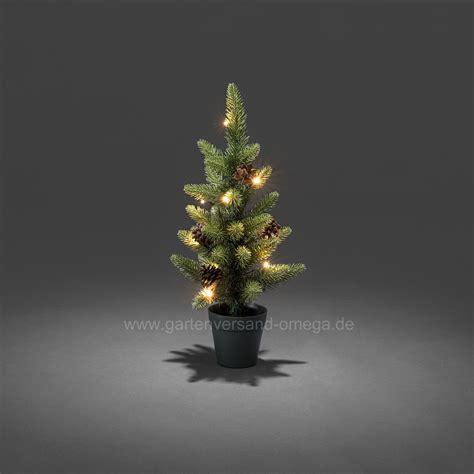 Weihnachtsbaum Mit Led Beleuchtung Batteriebetriebener Led Weihnachtsbaum 45cm Für Außen