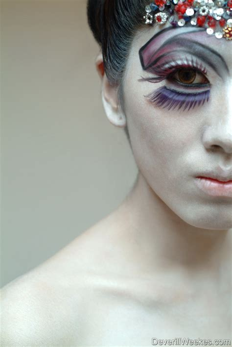 extreme beauty makeup deverill weekes