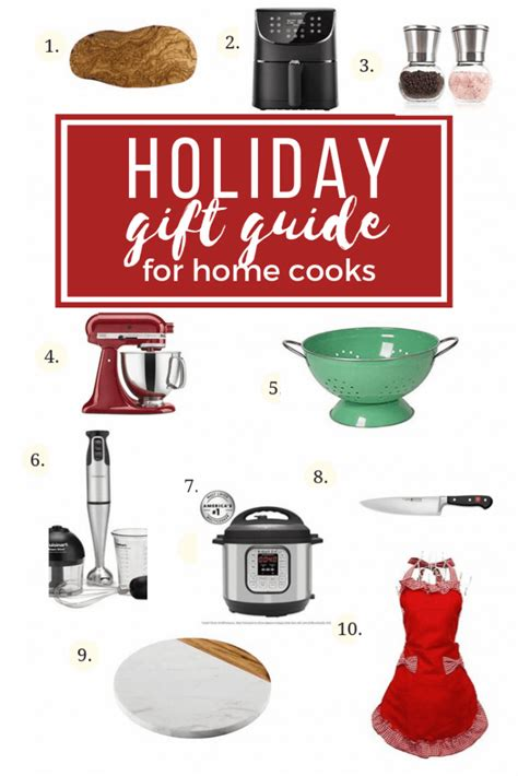 cook gifts gift favorite surprised awesome learn most these