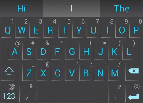 keyboard for android swiftkey keyboard for android faster easier mobile typing