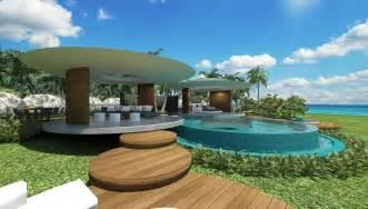 traditional home interior tahiti villa chris clout design