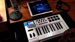 Axiom Pro 25  U0026 Io Dock Review