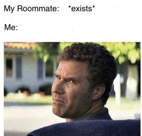 hilarious roommates memes barnorama