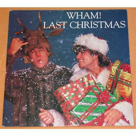 wham this christmas last christmas everything she wants by wham sp with