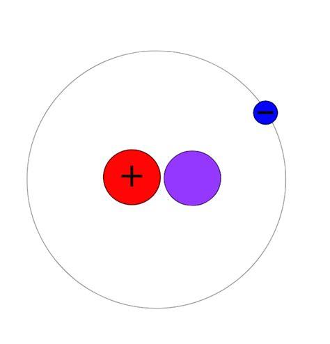 Protons Of Hydrogen by Deuterium