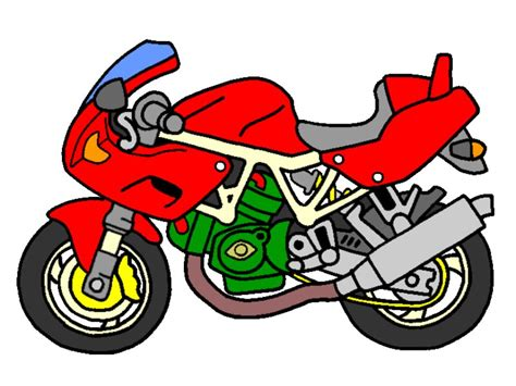 Free Motorcycle Cartoon Images, Download Free Clip Art