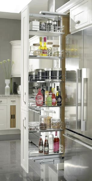 kitchen cabinet pantry unit modular kitchen accessories pullout and swing pantry unit 5649