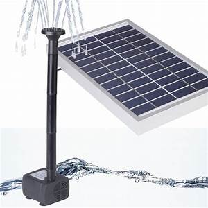 Fontaine Solaire Pour Bassin : les 25 meilleures id es concernant pompe bassin solaire ~ Dailycaller-alerts.com Idées de Décoration