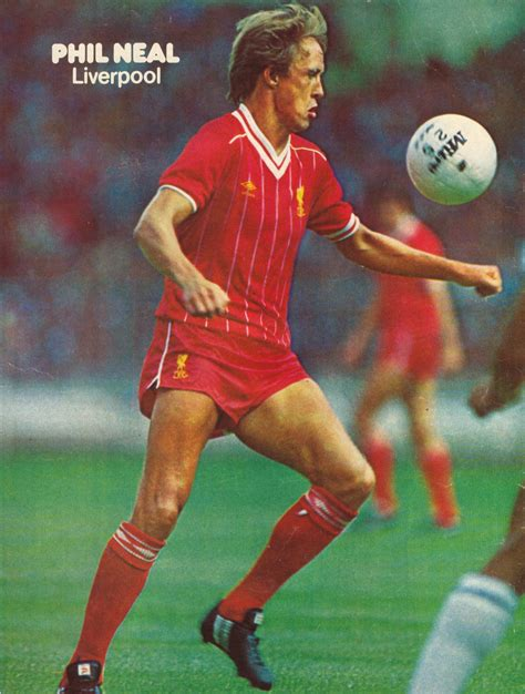 liverpool career stats  phil neal lfchistory stats