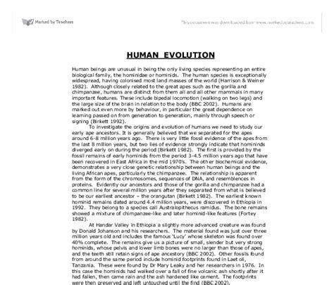 Abolitionist essay