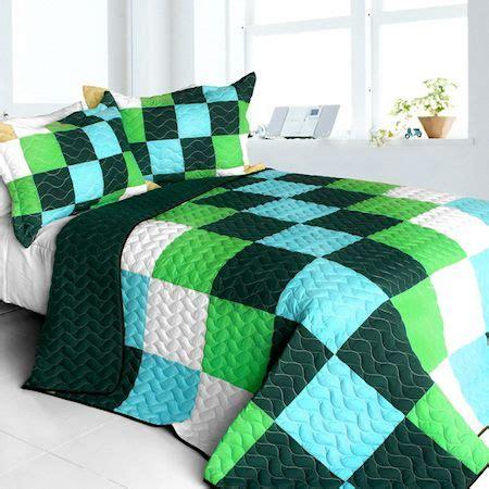 minecraft comforter set minecraft river teen boy bedding quilt set blue
