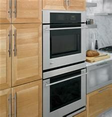 zetbhbb ge monogram  built  double wall oven  trivection technology double