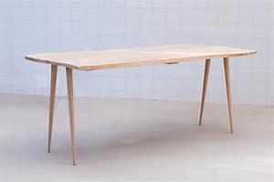 Table Style Scandinave : sti k fabricant de pieds de table et plateau en bois design ~ Teatrodelosmanantiales.com Idées de Décoration