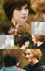 Alice and Jasper Cullen