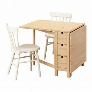 Table 12 Personnes Ikea : norden norraryd table et 2 chaises ikea ~ Nature-et-papiers.com Idées de Décoration