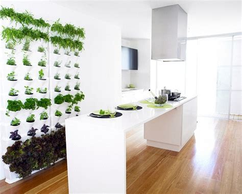 Why Indoor Vertical Gardens Are Good For Your Home