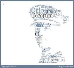 Decorous In A Sentence Easy by Using Word Clouds The Lazy Way Jivespin