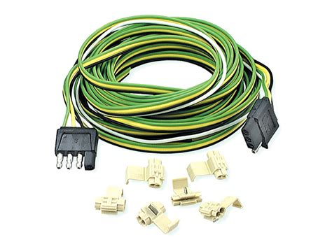 Boat Utility Trailer Wiring Kit Retail Pack