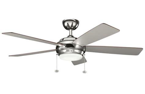 ceiling fans huntington beach kichler starkk ceiling fan 300173pn ceilingfan com