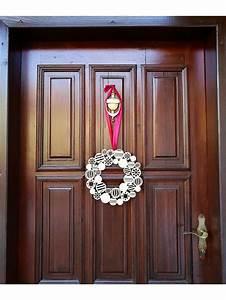Kleiderhaken Für Die Tür : holz adventskranz f r die t r woodener shop ~ Bigdaddyawards.com Haus und Dekorationen