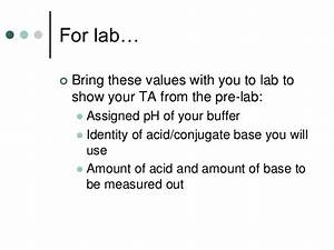 Calculations for Chemistry is pHun