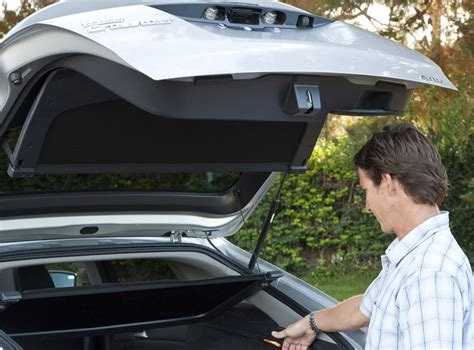 honda crosstour cargo cover kit