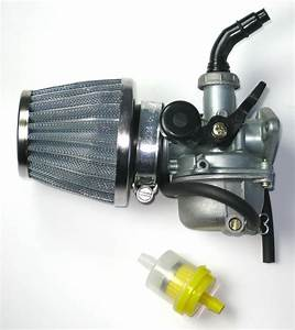 Carburetor And Air Filter 50cc 90cc 110cc Atv Go