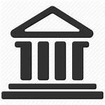 Court Icon Tribunal Judiciary Judge Bank Courts