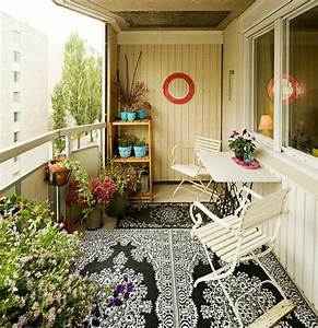 Ideen Zur Balkongestaltung : wundersch ner balkon deko ideen zur inspiration ~ Markanthonyermac.com Haus und Dekorationen