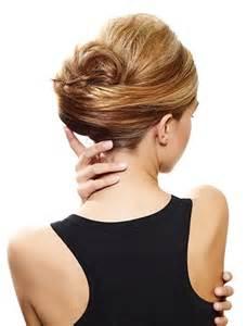 Medium Length Hair Updo Hairstyles