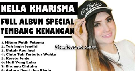 Edisi Terbaru Lagu Nella Kharisma Full Album Tembang