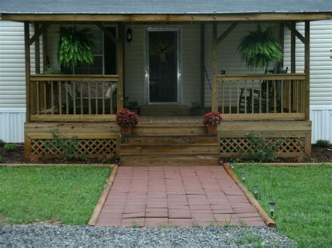 front deck ideas covered porch ideas for mobile homes joy studio design gallery best design