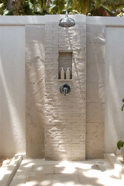 fabulous outdoor shower design ideas