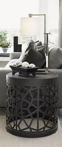 Furniture rent to own ashley delormy accent tables for Side table designs for living room