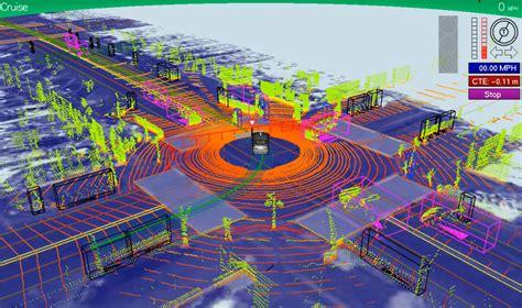 Google's Self-driving Cars Gather Nearly 1gb Of Sensor