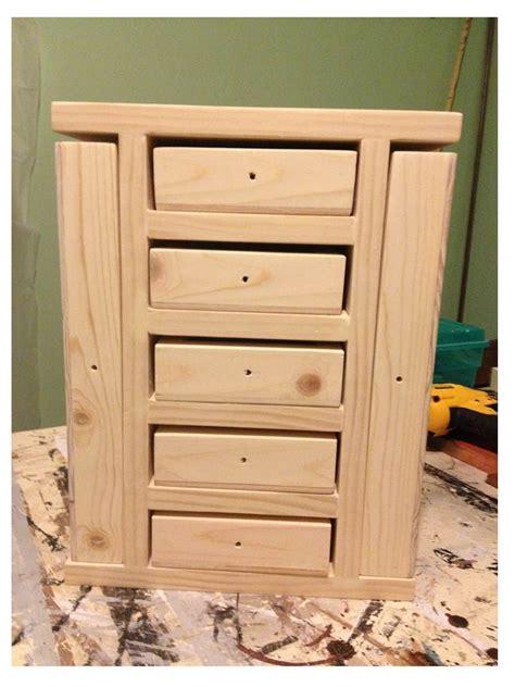 ana white fancy jewelry box diy projects