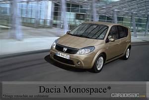 Fiabilité Monospace : un monospace chez dacia en 2012 ~ Gottalentnigeria.com Avis de Voitures