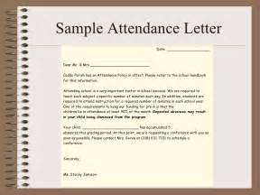School Absent Excuse Letter
