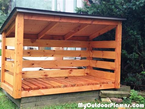 ideas  wood shed plans  pinterest wood storage wood shed  wood storage sheds