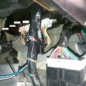 I Am Trying To Install An Aftermarket Radio In My