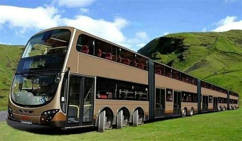 introducing the world s longest buses mega bus