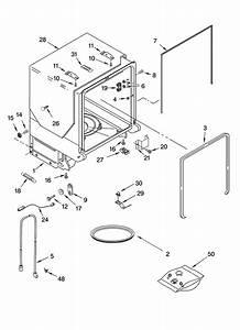 Kitchenaid Repair Parts Dishwasher  U2013 Besto Blog