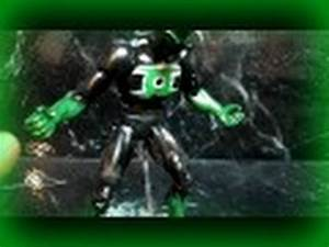 SYMBIOTE GREEN LANTERN! - YouTube