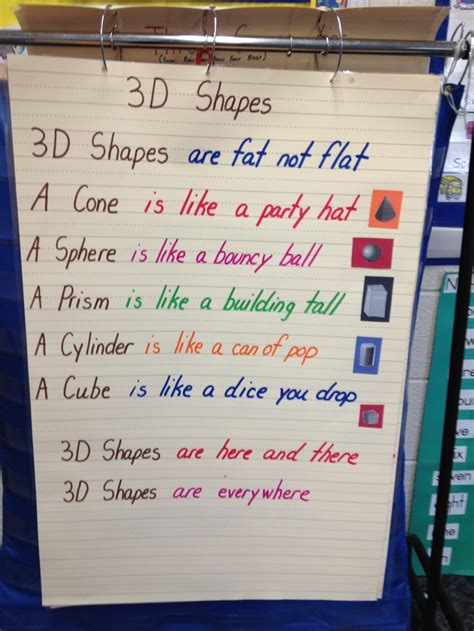 17 Best Ideas About 3d Shapes Song On Pinterest  3d Shapes Kindergarten, Solid Shapes And 3d