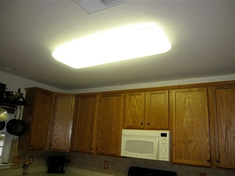 Fluorescent Lighting Kitchen Fluorescent Light Fixture