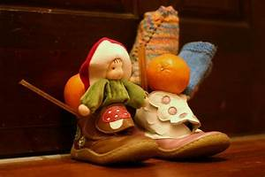 St Nicholas and Your Shoes! A St Nicholas Day Tradition